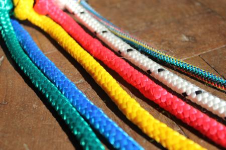 polyethylene marine rope